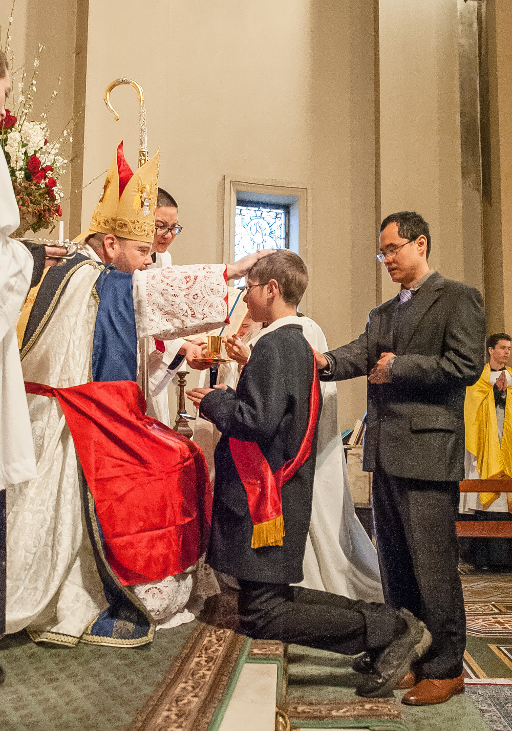 Confirmation of Augustine